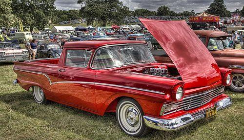 Ford Ranchero I Think Classic Cars Trucks Custom Cars Classic