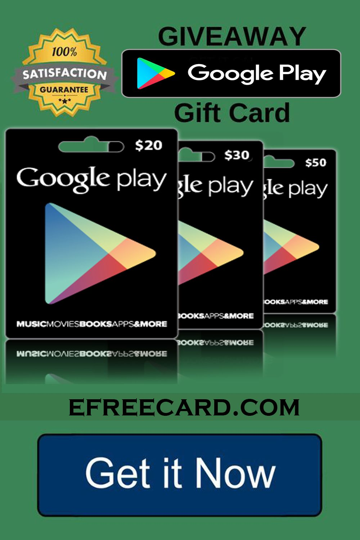 Free google play gift card unused codes generator 2020