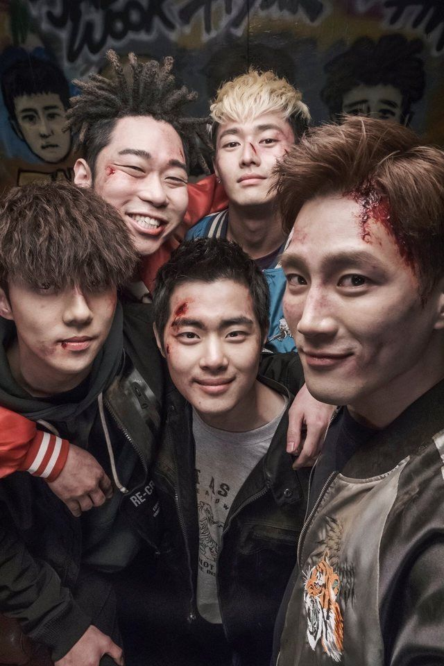Dokgo Rewind Cast Remaja