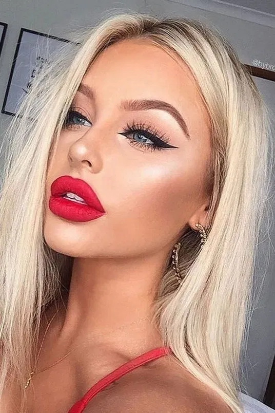 120 glam night out makeup ideas that you can wear every