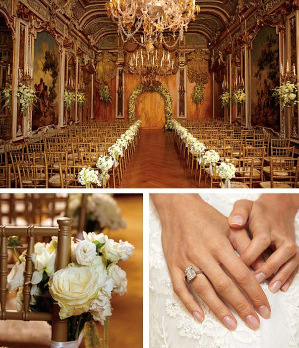 George Clooney Wedding Details Aman Canal Grande Venice