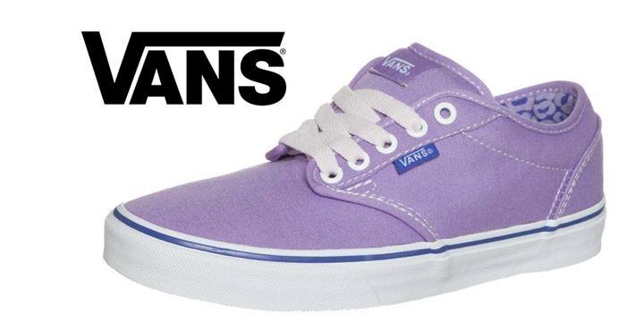 vans mujer zapatillas ofertas