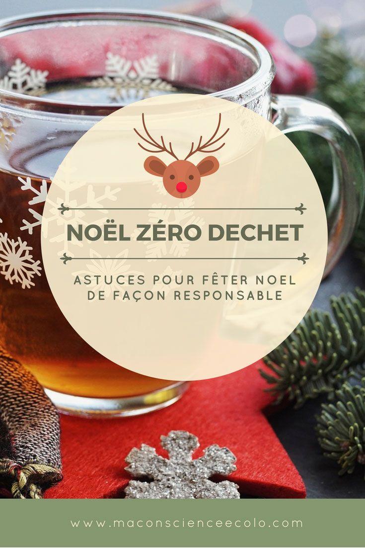 Un Noël zéro déchet et éco-responsable #noel