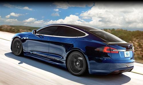 Ludicrous Beauty: The Tesla Model S 2015 - Eluxe Magazine