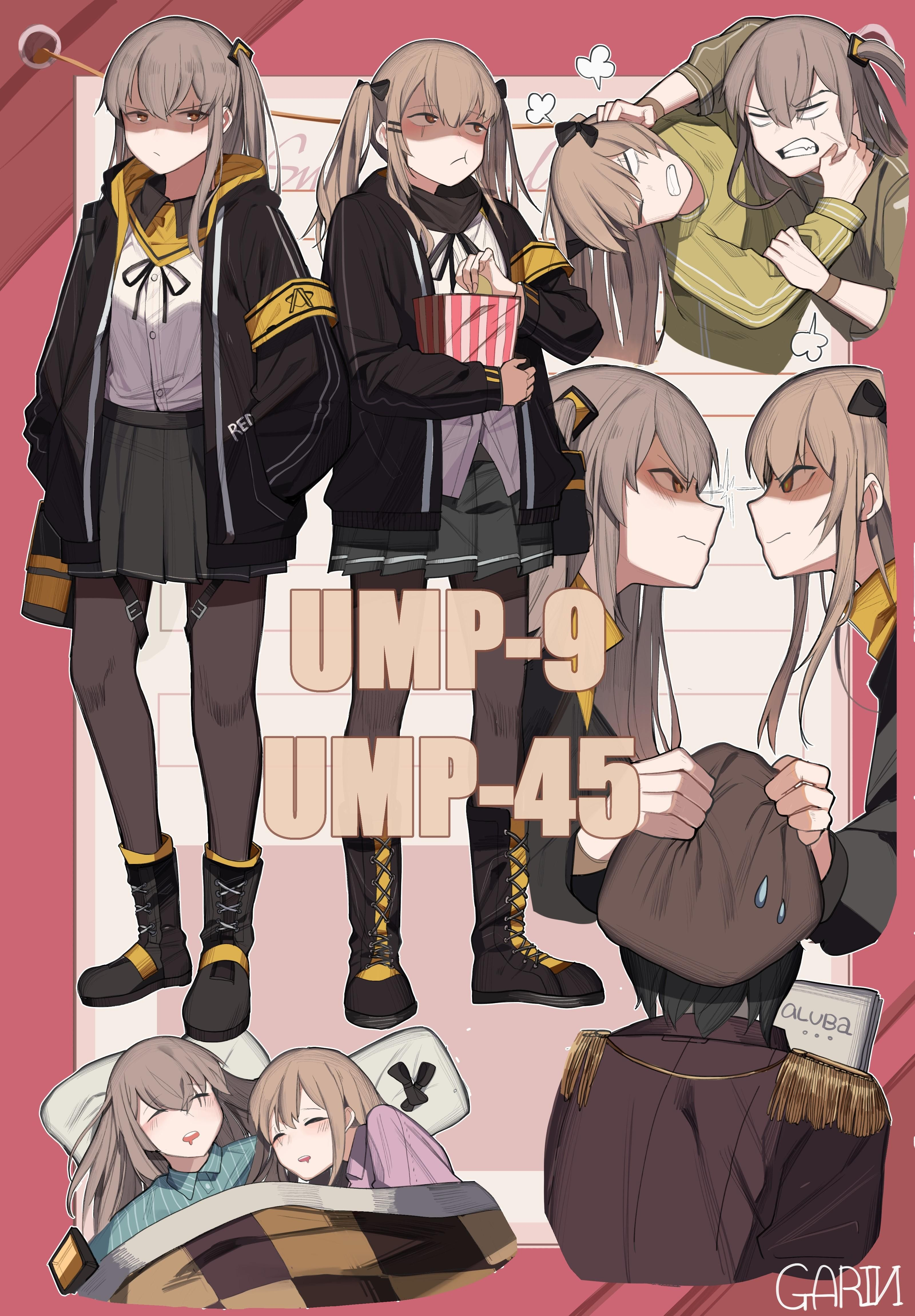 Upgrade by Andrew Lester Cyberpunk, Monster characters