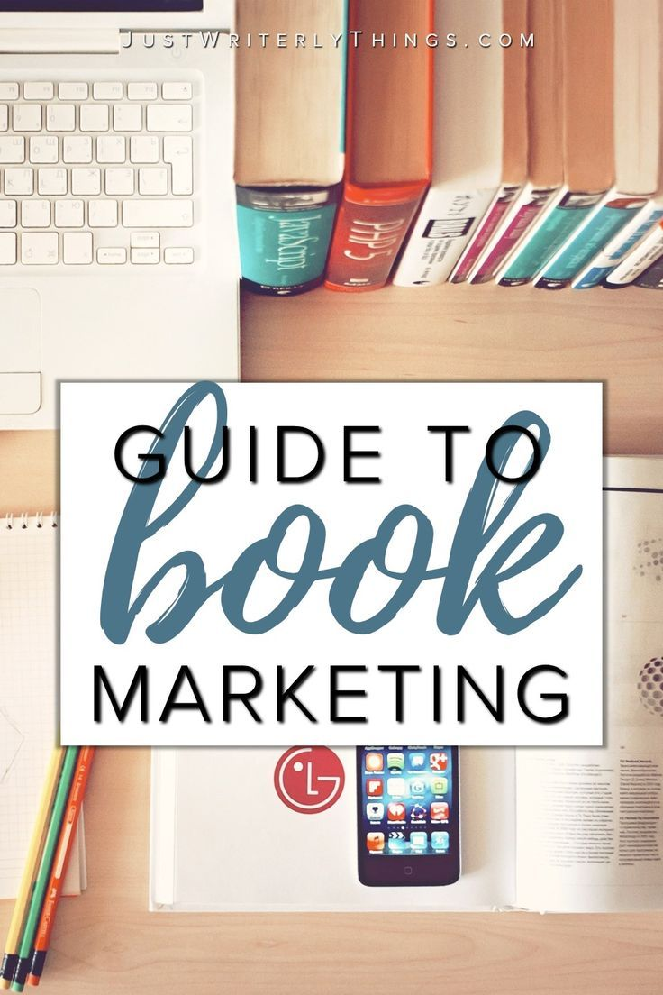 7 Step Guide to Book Marketing in 2020 (With images