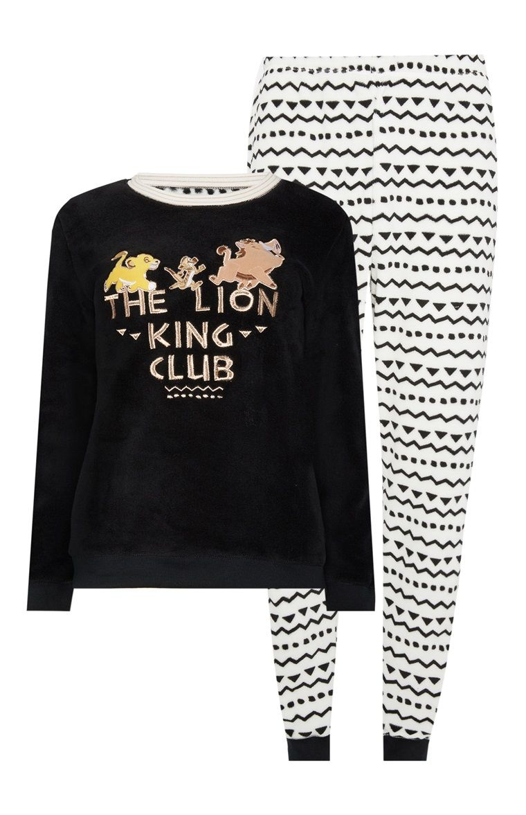 7d85cacfa211 Primark - Disney Lion King Pyjama Set | Primark in 2019 | Disney ...