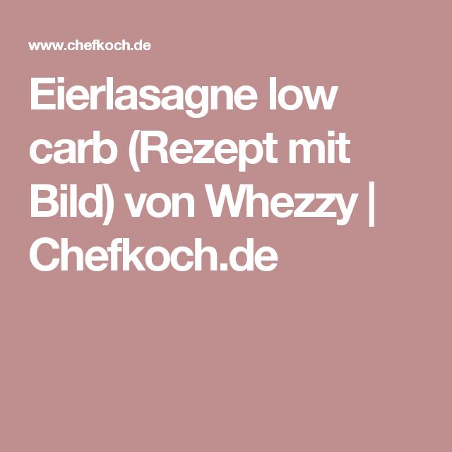 Eierlasagne low carb | Low Carb | Pinterest | Panna Cotta ...