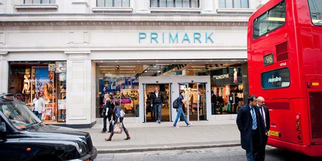 Op Ed Primark Retail Fashion Uk Retail
