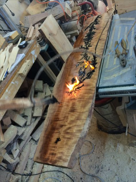 Fine custom furniture & live edge creations by Val