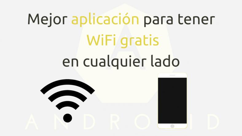 La Mejor Aplicación Para Tener Wifi Gratis En Cualquier Lado In 2020 Tech Company Logos Company Logo Router