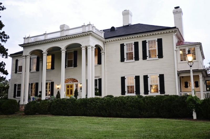 Image result for faux stone exterior colonial