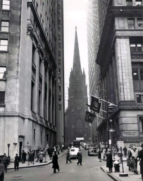 NYC, 1951