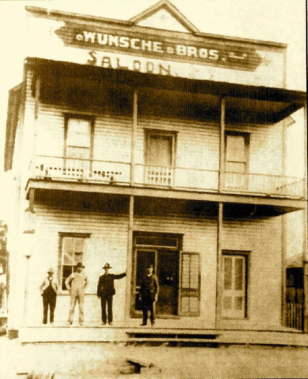 Wunsche Bros. Cafe & Saloon in Old Town Spring, TX!   Houston Eats ...