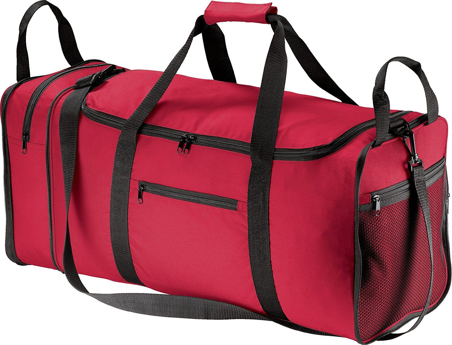 Port Authority luggage-and-bags Packable Travel Duffel OSFA Black