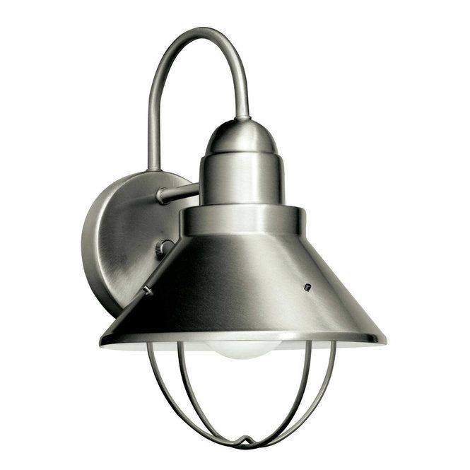 Tired of searching for functional energy saving outdoor lights for a contemporary beach or rustic