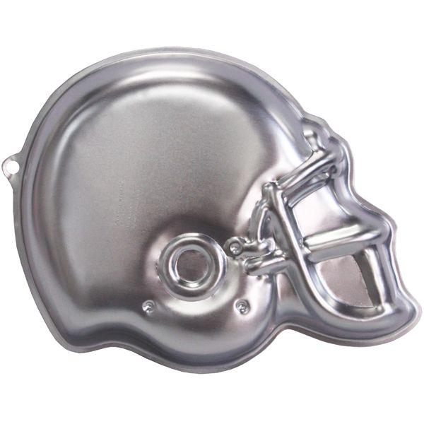 Football Helmet Cake Pan Better Baker Better Cakes Pinterest