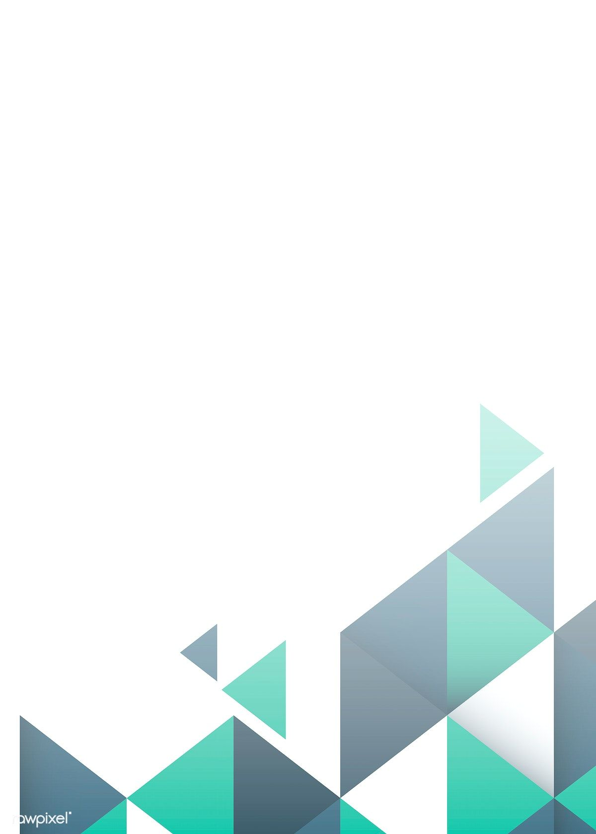 Download Premium Vector Of Abstract Blue And Green Geometric Background Geometric Background Poster Background Design Geometric Graphic Design