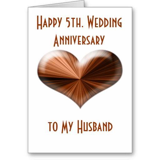 5th Wedding Anniversary Gifts for Husband | 5 Year Wedding ...