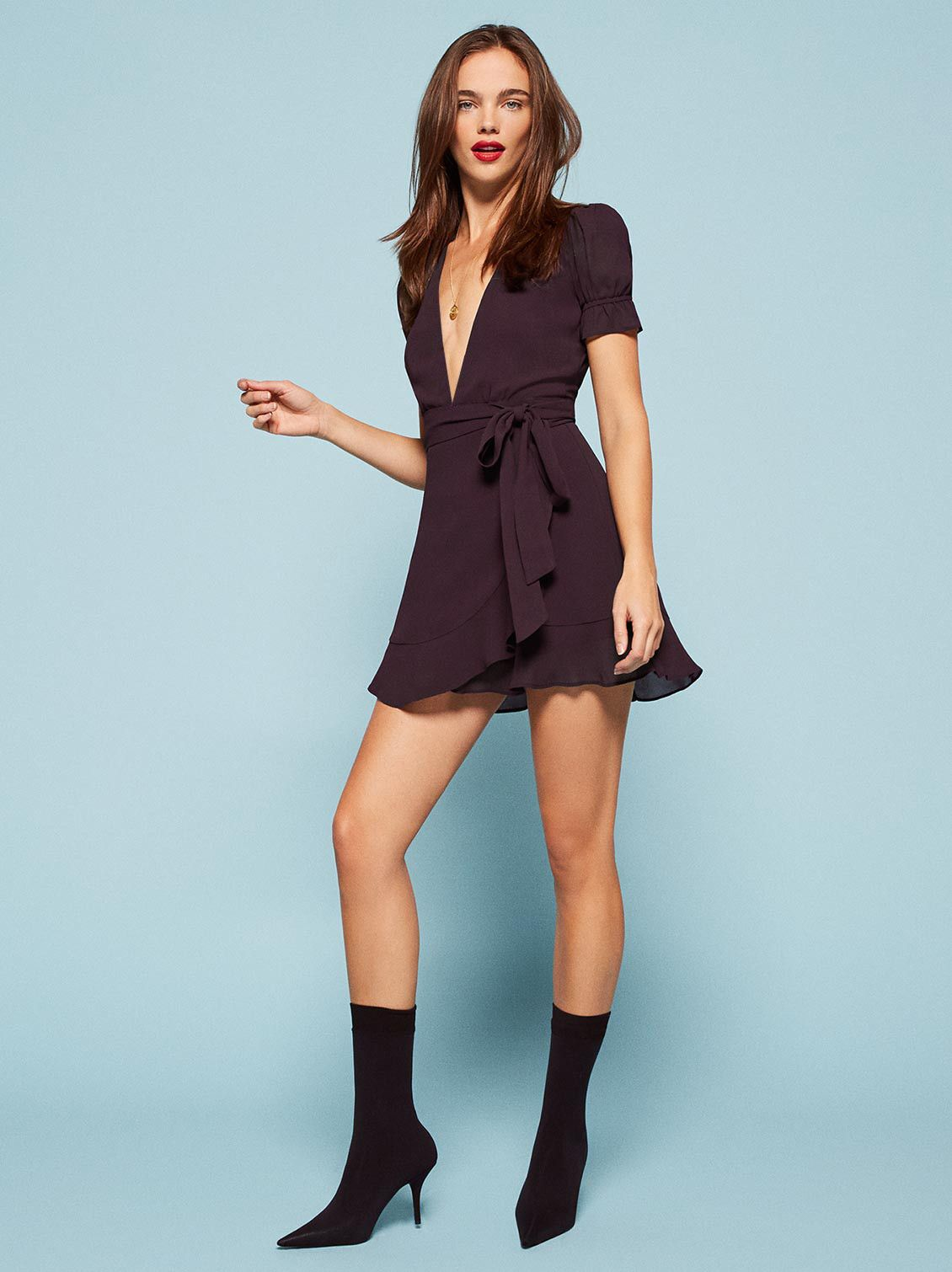 Reformation | fashion | Pinterest | Reformation, Ugly dresses and Woman
