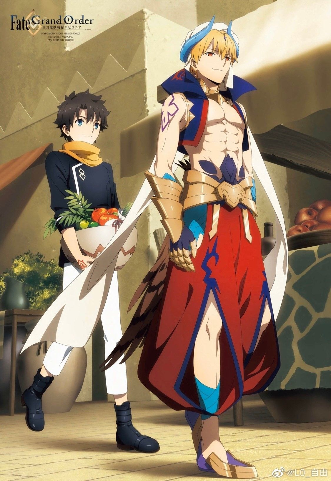 Dudeee The Long Awaited Anime Is Great This Episode Was One Of The Best かわいいアニメガール ギルガメッシュ Fate ギルガメッシュ アニメ