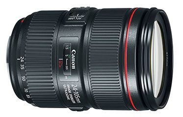 The New Canon Ef 24 105mm F 4l Is Ii Best Lens For Canon Canon Lens Diy Photography Photography Gear