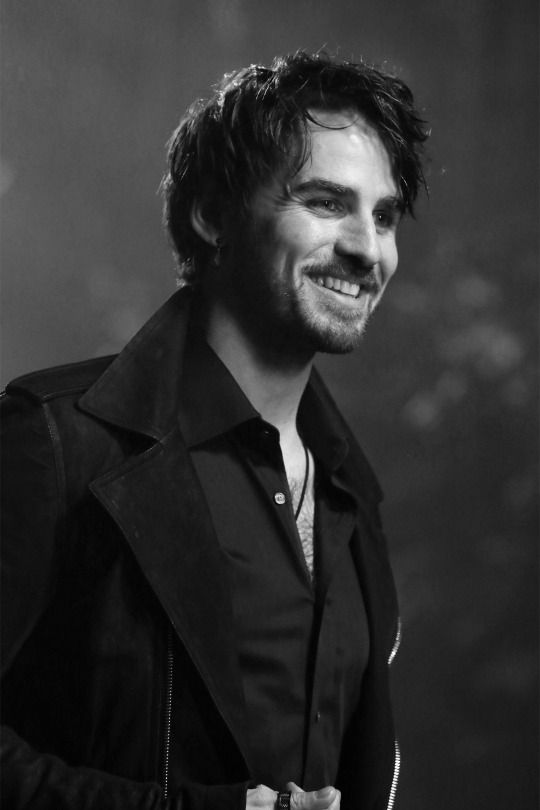 I D Go To The End Of The World For Her Or Time Colin O Donoghue Once Upon A Time Captain Hook