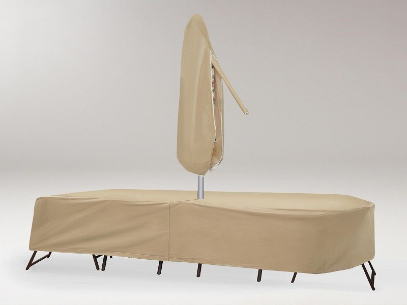 Patio Table Covers Rectangular With Umbrella Hole Http Lanewstalk