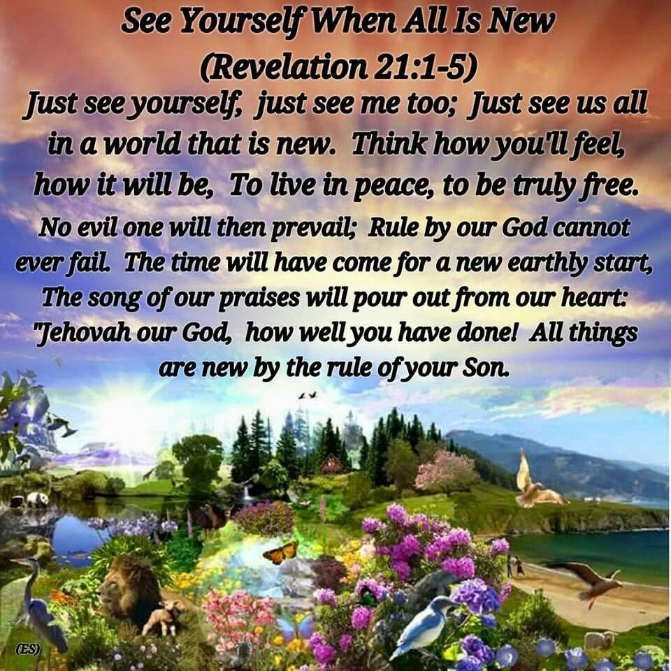 Resurrection hope | Jehovah paradise, Jehovah, Jehovahs