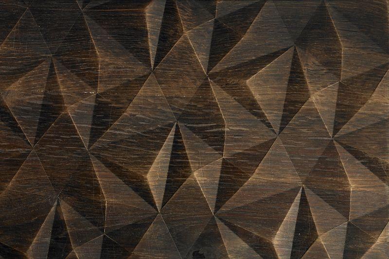 Holz, Stein, Metall, Glas, Corian – der Stoff aus dem Wohnträume sind Edle Materialien, meisterhaft kombiniert Das Schöne an einem Einzelstück vom Tischl