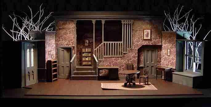 Theatre Set Design   Ready - Set - Action!   Pinterest   Set design ...