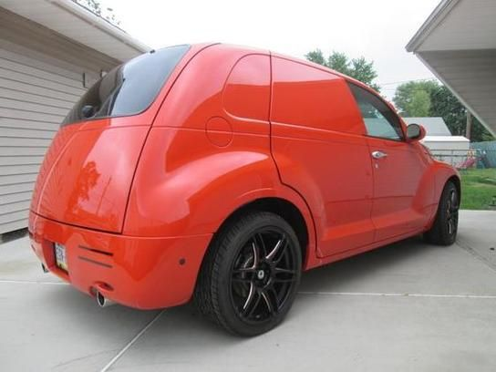 Cars For Sale Autotrader Bristol: Cars For Sale: 2001 Chrysler PT Cruiser Limited Edition