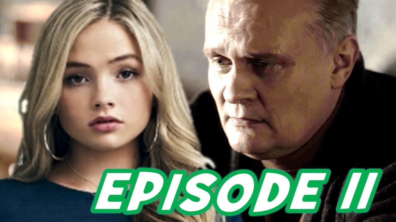 Uncanny X Chunky Like A Kitkat But With Easter Eggs The Gifted Seas Episode Easter Eggs Season 2