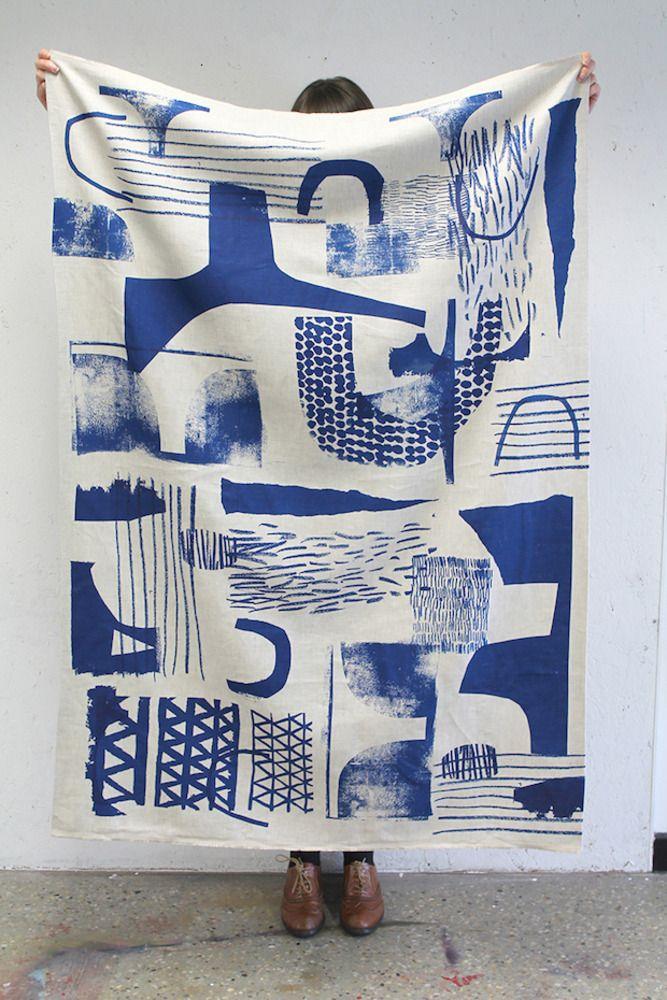 laura slater blue print