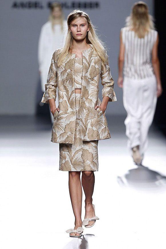 Fashion Week Madrid Primavera - verano 2017 Ángel Schlesser