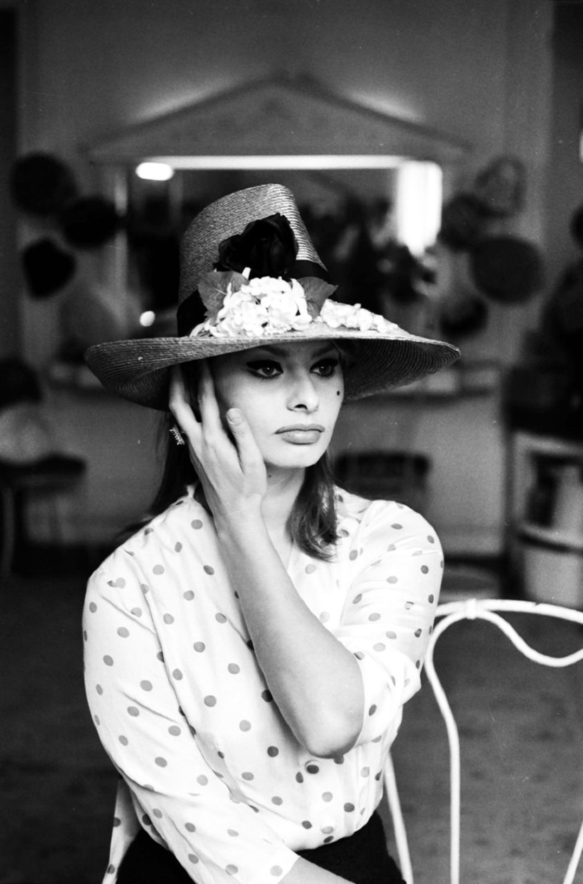 Sophia Loren 50er jahre mode, Italienische mode, Very