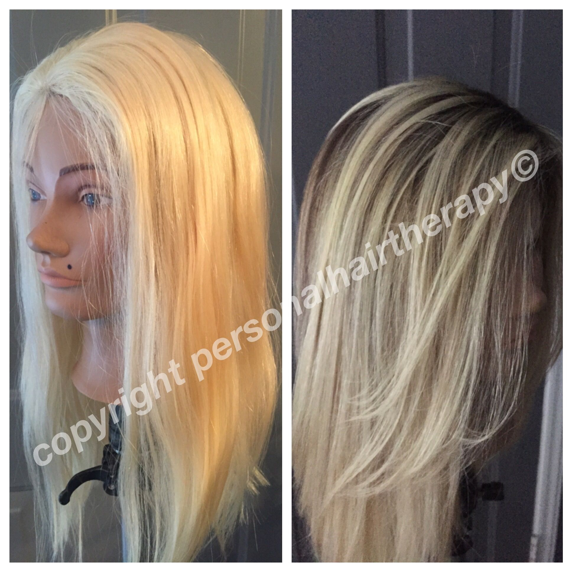 custom color! natural looking thinning hair solutions. wigs, hair
