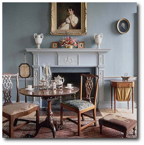 High Quality Neoclassical Interior
