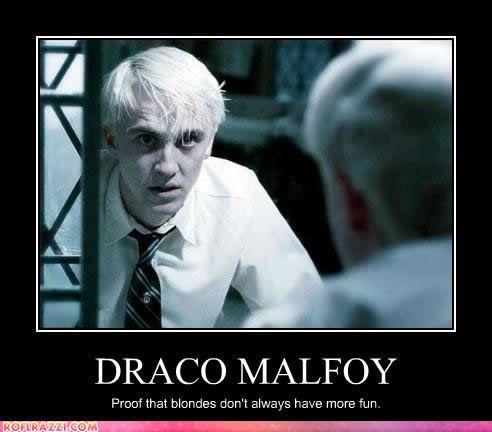 Draco Malfoy | Things That Make Me Laugh | Pinterest