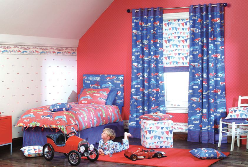 Room · Top 12 Curtain Ideas For Kids Room