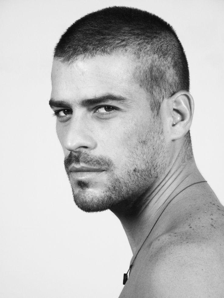 buzz fade haircuts men - Google Search Cortes de pelo Pinterest