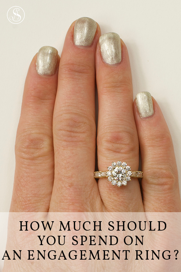 How Much Should An Engagement Ring Cost Engagement Ring