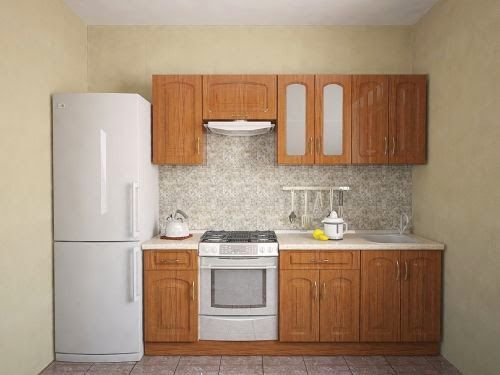 Delightful Small One Wall Kitchen Designs Additionally Design Ideas Trends Premium Psd Part 24