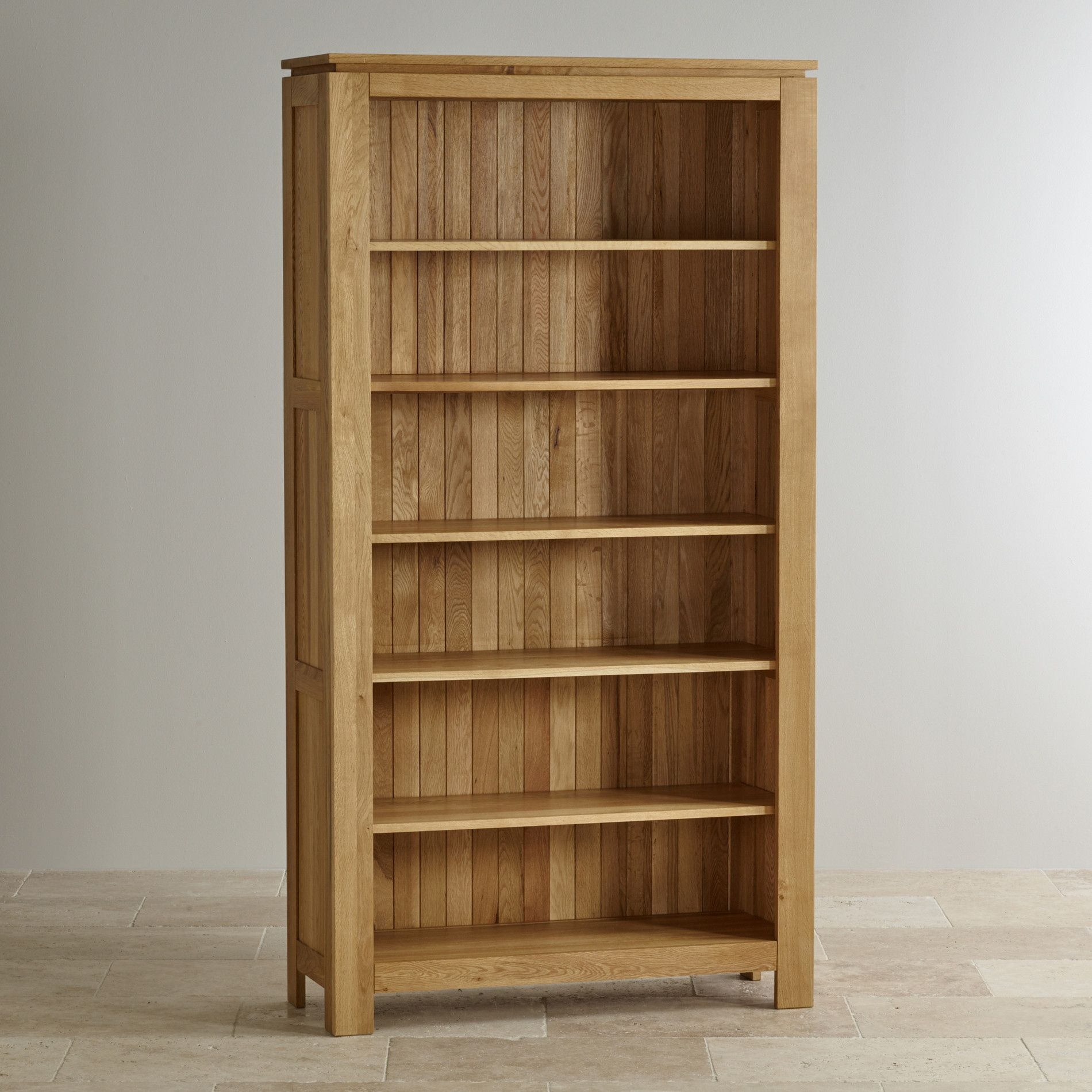 Solid Oak Bookcases For Cool Modern Furniture Check More At Http