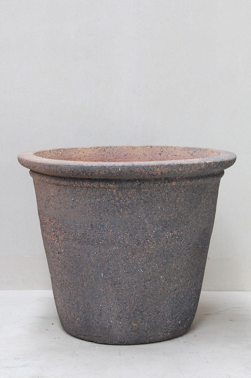 Old Stone Citrus Planter Set 4 Planters Garden Pots Planter Pots