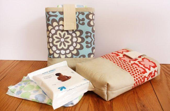 diaper pouch tutorial - Noodlehead