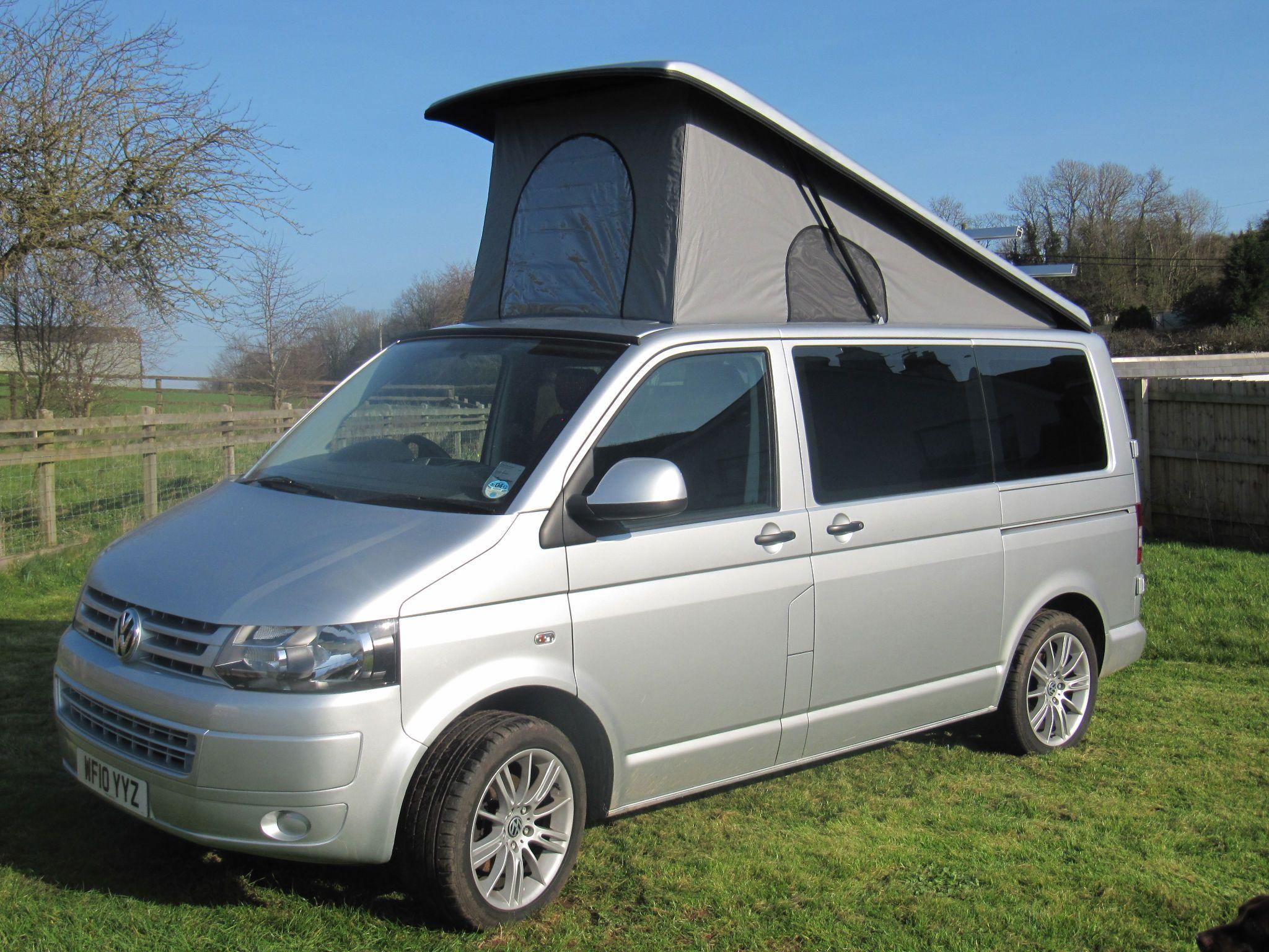 Devon Pop Top Specialists Full Or Part Camper Conversions Tcconversionsco