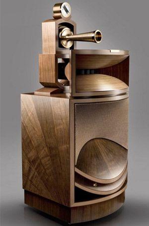 The Vox Olympian Loudspeaker. Price: £ 210.000