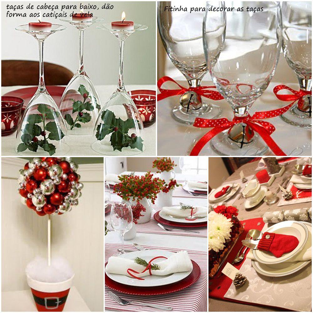 Ideas Creativas Para Decorar La Mesa De Navidad Mesa De Navidad Ideas Creativas Para Decorar Servilleteros Navidenos