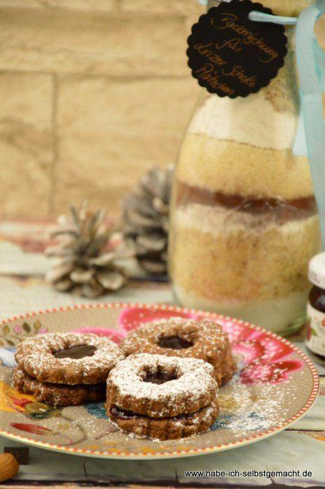 Linzer Platzchen Backmischung Selber Machen Rezept Kuchen